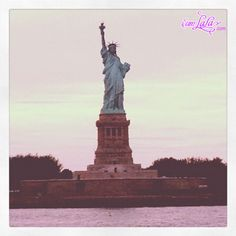 Statue of Liberty. Happy 4th of July! <3