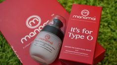 Great Review by @Themakeupsquid for Manomi Around the Clock Facial Serum
