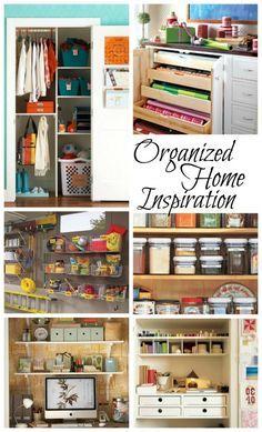 Organized home inspi