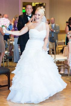 Jasmine Couture wedding gown