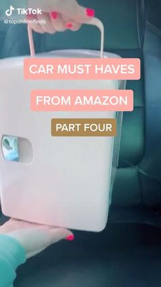 Cool Gadgets To Buy, Car Gadgets, Amazing Life Hacks, Useful Life Hacks, Best Amazon Buys, Amazon Products, Baby Products, Cute Car Accessories, Car Interior Accessories