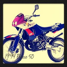 1994 #Aprilia Pegaso 50