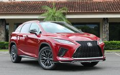 In the beginning, Lexus created the 1998 RX 300 -- the aboriginal affluence crossover SUV -- and it was good. Added than 20 years later, the RX is Lexus's 3 Lexus Order Guide Pricing Maserati, Lamborghini, Ferrari, Bugatti Cars, Porsche, Audi, Bmw, Lexus Models, Suv Models