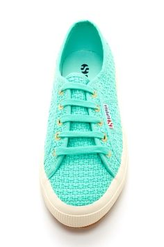 I have this Superga but in metallic silver soo comfy!