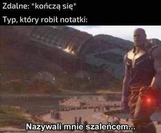 Best Memes, Funny Memes, Hilarious, Funny Lyrics, Polish Memes, Quality Memes, Avengers, Haha, Anime