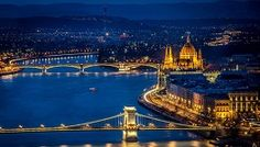 Budapest, the capital of Hungary where I live - Nocturnal Mirage . with my daughter Molly, Feb. Places Around The World, The Places Youll Go, Places To Visit, Around The Worlds, Capital Of Hungary, Fantasy Places, Night City, Landscape Pictures, Budapest Hungary