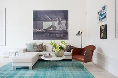 Alexander white mäklare inspiration inredning styling stockholm