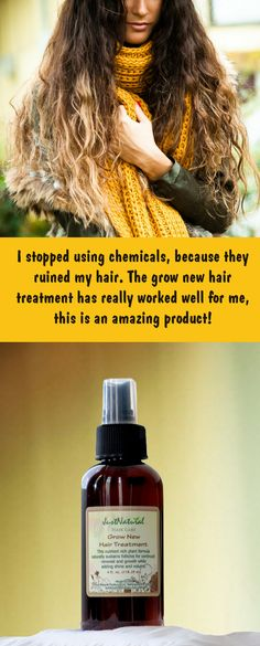 Grow New Hair Treatment