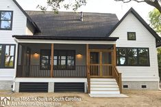 Plan Modern Farmhouse with Vaulted Master Suite - Upload Box Ranch House Plans, Cottage House Plans, Craftsman House Plans, House Floor Plans, Farm House, Modular Floor Plans, Modern Farmhouse Interiors, Modern Farmhouse Plans, Modern House Plans