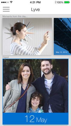 Lyve: Fantastically easy, smart new app for photo organization and storage.