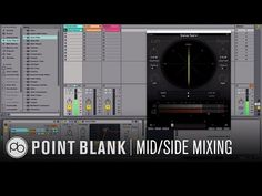 Ableton Live Tutorial: Mid/side Mixing Techniques - YouTube
