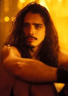 Chris Cornell.... holy hottness from back in the day!