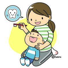 Cuidados na Higiene Bucal das crianças