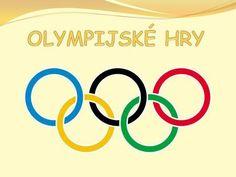 OLYMPIJSKÉ HRY.> Company Logo, Logos, Logo