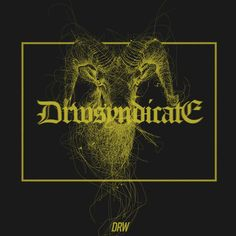 (Drw-syndicate) Artwork DRW PROJECT #26. Created by Andrew Mikail. Bandung, Indonesia #logo #design #graphicdesign #original #drwproject #illustrator #illustration #branding #gothic #metal #deathmetal