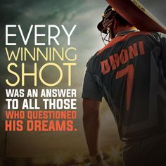Love st - Mahendra Singh Dhoni Cricket - Poster for Home and Office History Of Cricket, World Cricket, Ms Dhoni Biography, Ms Dhoni Movie, Cricket Poster, Dhoni Quotes, Ms Dhoni Wallpapers, Cricket Quotes, Ms Dhoni Photos