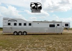 #BLMR518SLD - 2015 Bloomer 5 Horse 18FT Slide-out PC Load for sale in Salado TX
