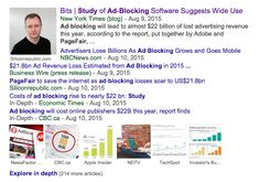 Widely Cited Ad Blocking Study Finding $21.8 Billion Loss Is Incorrect Tech