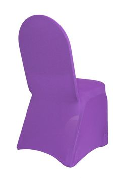 spandex chair covers wholesale canada dining cushions target 17 best unique images banquet stretch in purple for weddings at cheap prices these are also known as scuba