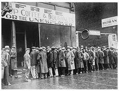 Great Depression Unemployed | Flickr - Photo Sharing!