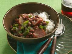 Red Beans and Rice - QueRicaVida.com