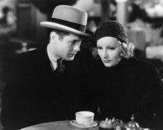 """Inspiration"" Robert Montgomery, Greta Garbo 1931"