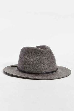 Brixton Wesley Wide Brim Fedora Classic Hats 2aa3a491c76a