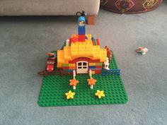 Twin Mummy and Daddy. Our IVF Journey: All the fun of living life with twins: Lego Dream House