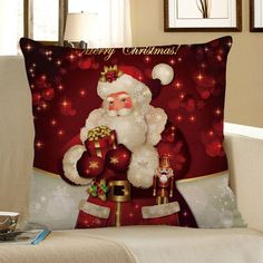 Christmas Design Polyester Pillow Cover : They are beautiful, lovable and affor. : Christmas Design Polyester Pillow Cover : They are beautiful, lovable and affor…, Elegant Christmas Decor, Classy Christmas, Minimalist Christmas, Outdoor Christmas Decorations, Christmas Design, Holiday Decor, White Christmas, Christmas Cover, Beautiful Christmas