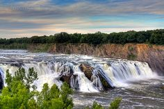 Cohoes Falls...just beautiful