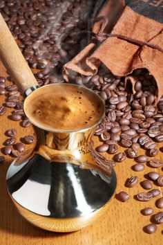 Turkish Coffee! Turkey's Intangible Cultural Heritage?
