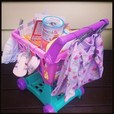 Baby shower gifts, baby girl gift ideas.