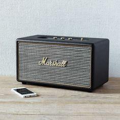 Marshall Stanmore Speaker | West Elm