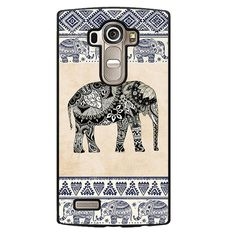 Aztec Elephant Pattern Phonecase Cover Case For LG G3 LG G4