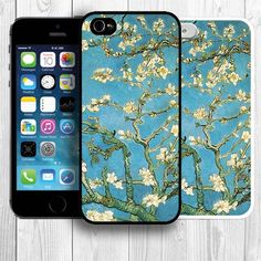 Best Van Gogh iPhone 5s 5 Case Floral Flower iPhone 5s Cover  #AlmondTree #Floral #Flower #iPhone5s #iPhone5sCase #iPhone5sCover #VanGogh X'mas Gift
