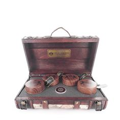 Dear Barber case is a luxury product display case, containing the essential range of Dear Barber products in an eye-catching suitcase. Product Display, Display Case, Barber, Suitcase, Range, Eye, Luxury, Products, Display Window