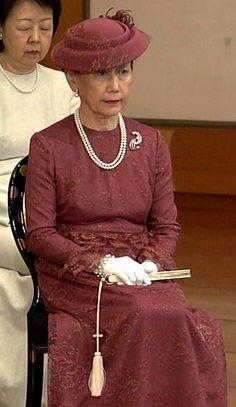 Princess Hanako, Jan 13, 2017 | Royal Hats
