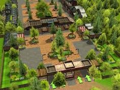 Image result for roller coaster tycoon 3 entrance