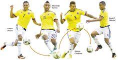 Colombia-Uruguay Toque criollo vs. garra charrúa - El Heraldo (Colombia)