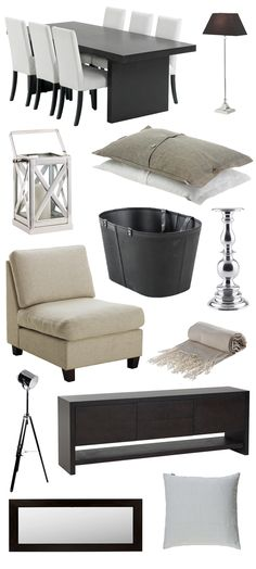 Classic interior from LIVING, via Livingbloggen