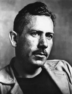 Title: John Steinbeck Artist: Unknown Date of image: 1939, printed 1939 Size: 5x7 inches Format: silver gelatin