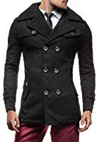 BOLF Herrenmantel Mantel Jacke Wintermantel MIX Trench Coat Men, Jackets, Fashion, Men Coat, Winter Cloak, Clothing, Moda, Fasion, Fashion Illustrations