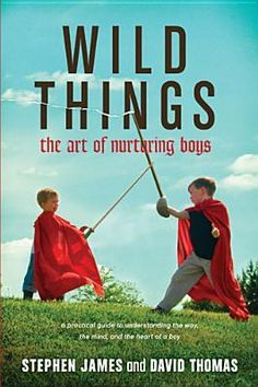 Wild Things: The Art of Nurturing Boys - Stephen James and David Thomas  Some interesting insights into guiding boys into young men.  The chapters on adolescents made me sad imagining my 2 year old is going to grow up and go through that! A little preachy, a little vague but some good points