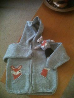 Really enjoyed making this jacket for a little boy