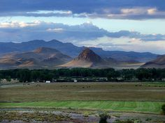 Del Norte, Colorado where my family is from