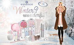 winter? wonderful! - essence cosmetics