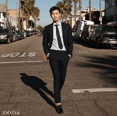 Korean Fashion – How to Dress up Korean Style – Designer Fashion Tips Park Seo Joon Abs, Park Seo Jun, Asian Actors, Korean Actors, Goong Yoo, Ahn Hyo Seop, Park Min Young, Korean Babies, Korean Fashion Trends