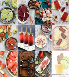 cocktail popsicle recipes yum