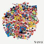 Nerds, Laffy Taffy, Runts, SweetTarts $16 for 200 pieces  Oriental Trading candy