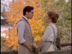 Anne of Avonlea (or Anne of Green Gables: The Sequel)....I always wanted a Gilbert. :)